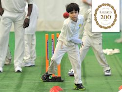children's cricket coaching